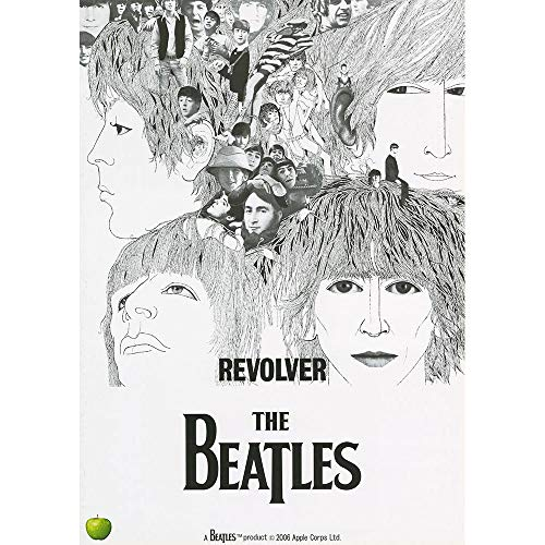 BEATLES ビートルズ (来日55周年記念) - リボルバー(絶版) / ポスター 【公式/オフィシャル】