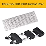 Best Diamond Sharpening Stones - Suteck Diamond Sharpening Stone, Double-Sided Diamond Sharpener Whetstone Review