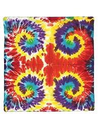 Sunshine Joy Tie Dye Hippie Bandana