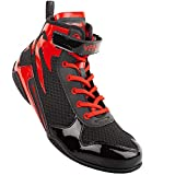 Venum Giant Low Boxing Shoes - Black/Red - 47 (US 12.5)