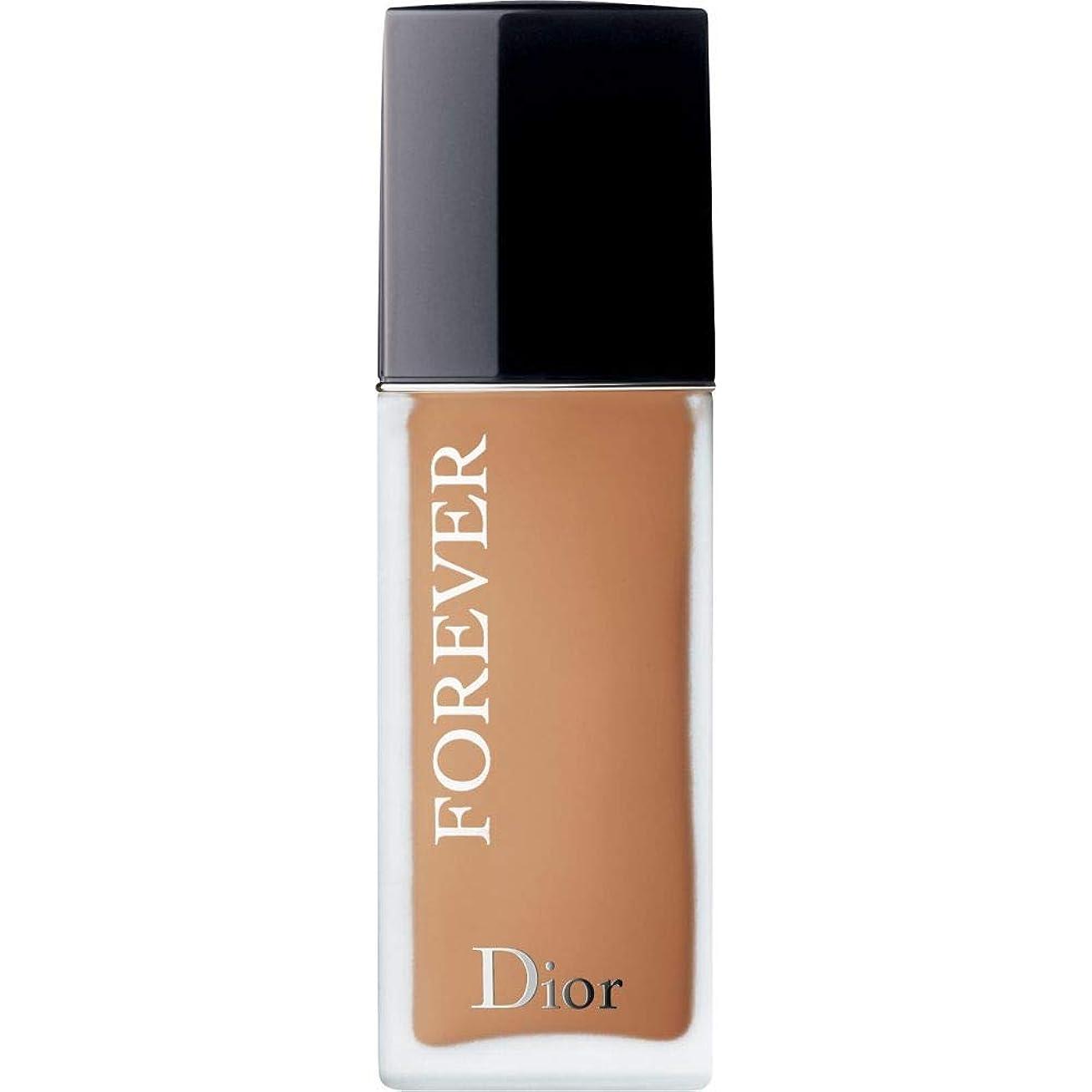 病な写真撮影コンパニオン[Dior ] ディオール永遠皮膚思いやりの基盤Spf35 30ミリリットルの4.5ワット - 暖かい(つや消し) - DIOR Forever Skin-Caring Foundation SPF35 30ml 4.5W - Warm (Matte) [並行輸入品]