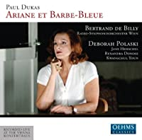 Dukas: Ariane Et Barbe-Bleue by Bertrand De Billy (2013-08-05)