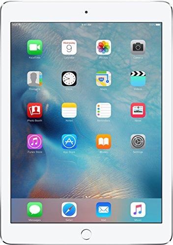 Apple iPad 9.7in 2017 32GB Wi-Fi - Silver (Renewed)