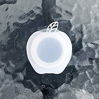 "DGQ Extra Large 2"" Silicon Umbrella Table Hole Cap - Apple Shape Patio Table Umbrella Thicker Hole Ring Plug and Cap Set"
