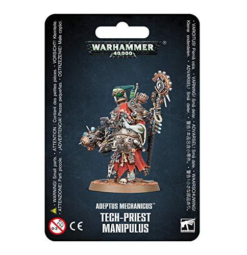 Games Workshop Martillo de Guerra 40k - Adeptus Mechanicus Tech-Priest Manipulus