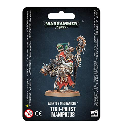 Games Workshop Warhammer 40k: Adeptus Mechanicus Tech-Priest Manipulus