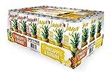 Dole Jaya Juice Pineapple/Mango and Pineapple/Banana, 8.4 Ounce, 24 Count