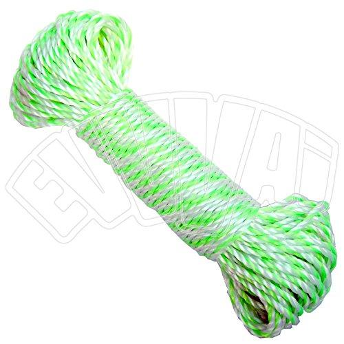 Diámetro 3 mm 25 m cuerda para tendedero cable tendederos tendederos ropa