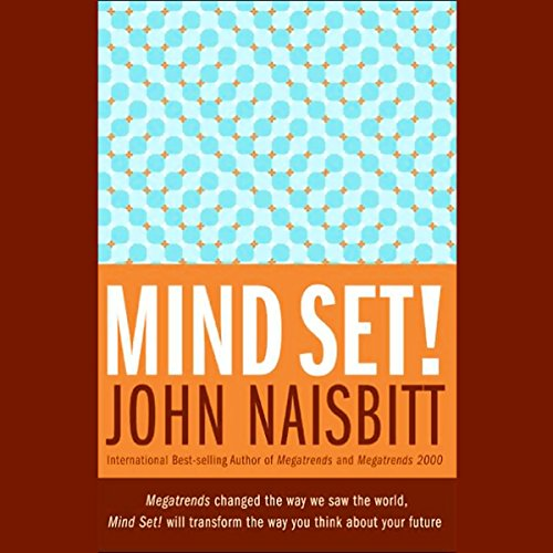 Mind Set! audiobook cover art