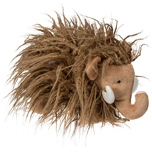 Mary Meyer FabFuzz Stuffed Animal Soft Toy, 8-Inches, Woolly Mammoth
