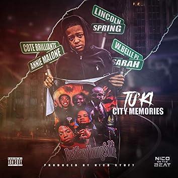 City Memories (feat. Wra'kanya)