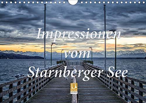 Impressionen vom Starnberger See (Wandkalender 2020 DIN A4 quer)