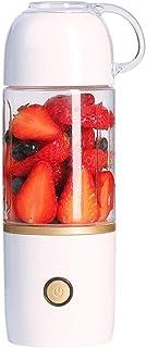ZWWZ Machines à Presse-Agrumes, Juicers Cuisine Rechargeable Simplicité Juice Machine Multifonction Affichage Portable Por...