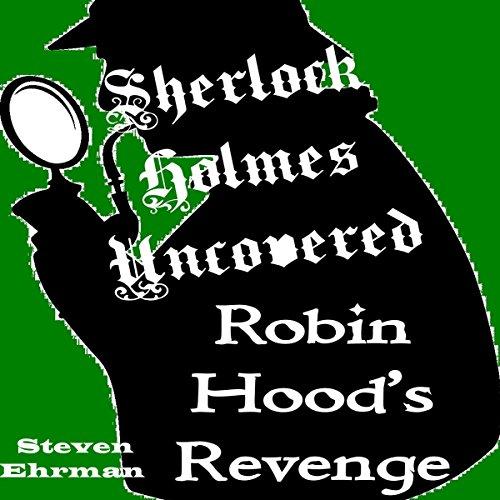 Robin Hood's Revenge audiobook cover art