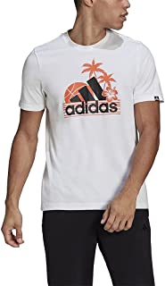 adidas Men's M VCYRDY SNST T GRAPHIC TEE (SHORT SLEEVE)