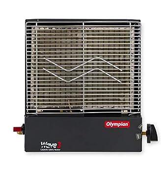 wave 3 catalytic heater
