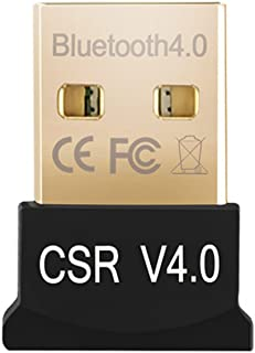 HotGame USB BluetoothアダプタのCSR4.0 Windows 10/8/7/Vista/XP対応 無線 通信 ブルートゥース アダプター USBレシーバー bluetoothアダプター usb ブルートゥース アダプター