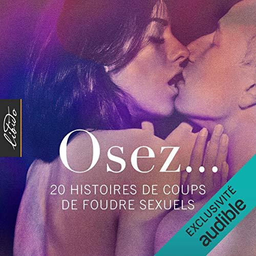 Osez... 20 histoires de coups de foudre sexuels cover art