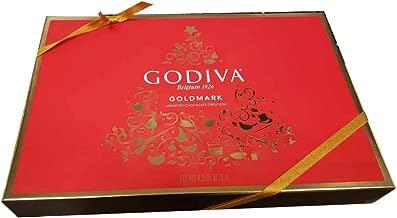 Godiva Goldmark Assorted Chocolate Creations 9.5 Ounce Gift Box