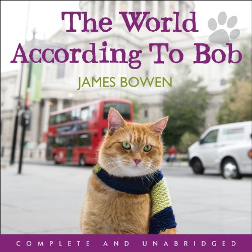 The World According to Bob  By  cover art