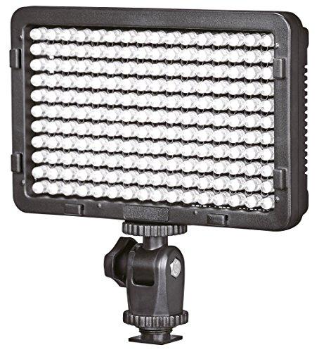 Fotima FTL-216 - Antorcha LED + batería F-750, Color Negro