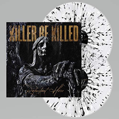 Album Art for Reluctant Hero (Clear w/ Black & White Splatter) by KILLER BE KILLED