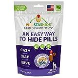 PillStashios – Pill Treat Pockets for Dogs, Easy...