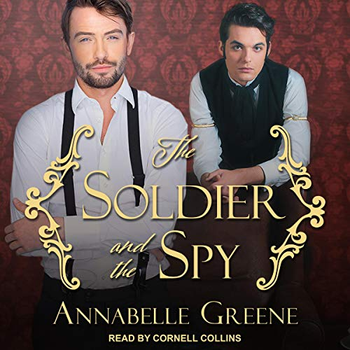 The Soldier and the Spy cover art