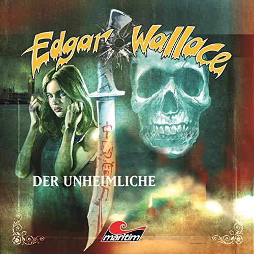 Der Unheimliche audiobook cover art