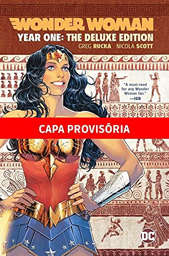 Mulher-Maravilha: Ano Um: DC Deluxe