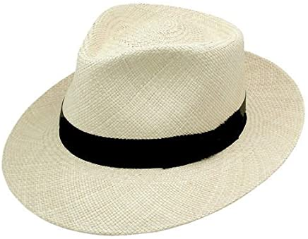 71765be9439cf Stetson Hats Mens Retro 2 1 2 Brim Panama Fashion Hat