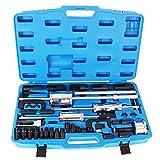 TECPO Universal Einspritzdüsen Werkzeug Injektoren Abizieher KFZ Injektor Auszieher Spezialwerkzeug