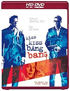 Kiss Kiss Bang Bang [HD DVD] [2005]