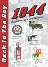 1944 Back In The Day - 24-page Greeting Card / Booklet with Envelope