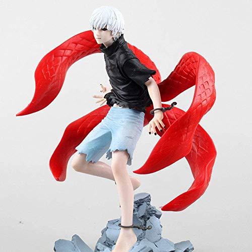 XUFAN Anime Figura Jin Muken Centipede Awakening PVC AccióN Animacione Modelo De Personaje Juguetes para Adultos DecoracióN Adornos Coleccionables Juguete 23cm