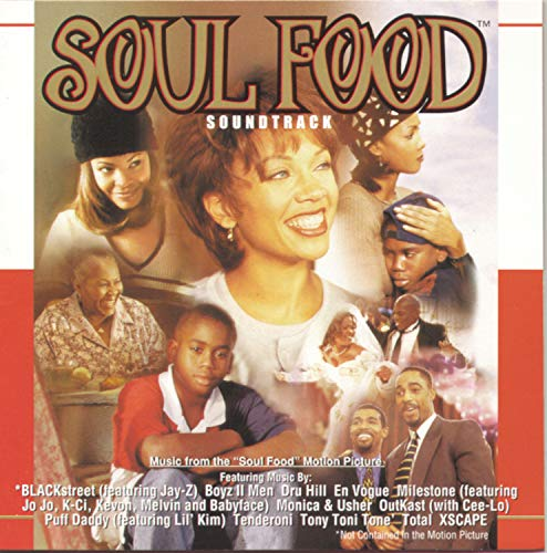 """Price comparison product image Soul Food: Soundtrack - Music From The """"Soul Food"""" Motion Picture"""