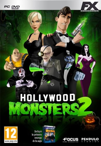 Premium Pack: Hollywood Monsters 2
