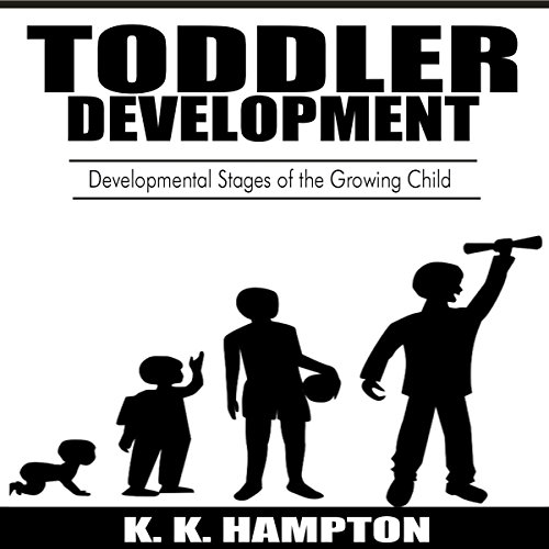 Toddler Development audiobook cover art