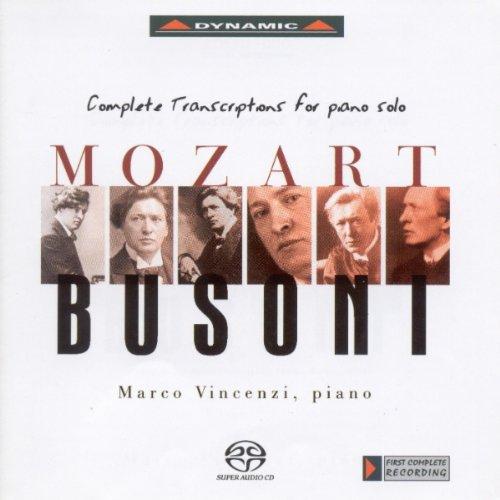 5 Kurze Stucke zur Pflege des polyphonen Spiels: No. 5. Adagio (after Mozart's Gesang von Zwei geharnischte Manner from Die Zauberflote)