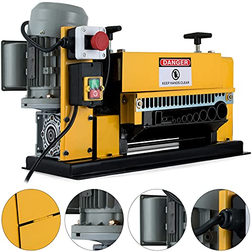 WFAANW Wire Stripper Cable Stripping Machine Recycling Copper Cable Stripper