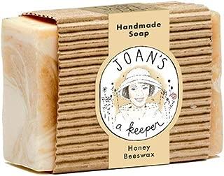 Joan's a Keeper Honey Beeswax Handmade Soap