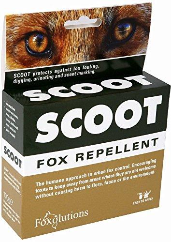 Scoot Repelente para zorros concentrado, 100 g