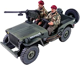 Rubicon Models Willys MB 1/4 ton 4x4 Truck (Commonwealth) (1:56th Scale / 28mm)