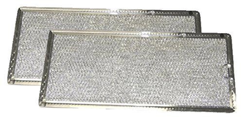 Nispira Grease Filter Compatible with GE Microwave Range Hood WB06X10596, 2 Filters -  8541988878