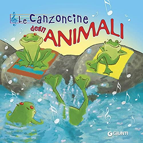 Le canzoncine degli animali copertina