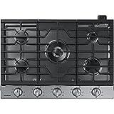 Samsung NA30K6550TS/NA30K6550TS/AA/NA30K6550TS/AA NA30K6550TS 30 Stainless 5 Burner Gas Cooktop