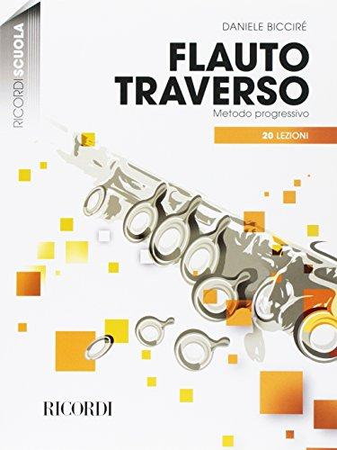 Flauto traverso - Metodo progressivo in 20 lezioni
