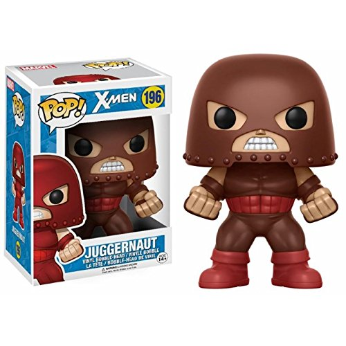 Funko ¡ POP! X-Men Juggernaut Bobble-Head Figura De Vinilo