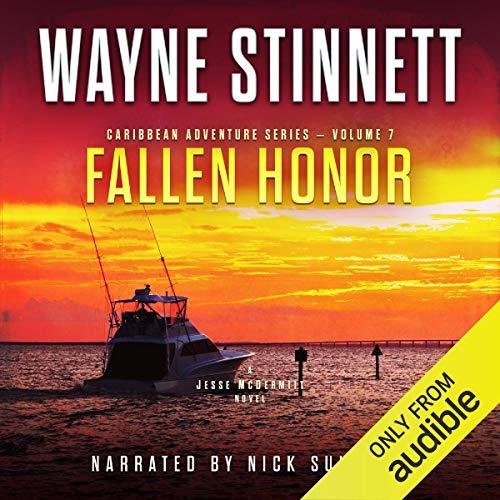 Fallen Honor - A Jesse McDermitt Novel: Caribbean Adventure Series, Book 7