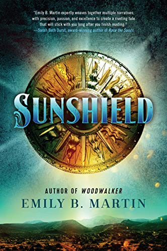 Sunshield: A Novel (Outlaw Road Book 1)